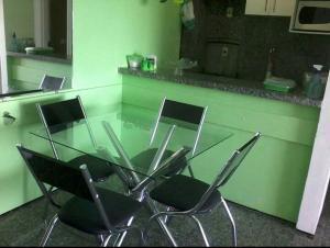COBERTURA FLAT IRACEMA RESIDENCE., Apartments  Fortaleza - big - 6