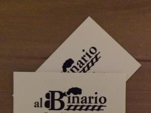 Al Binario - AbcAlberghi.com