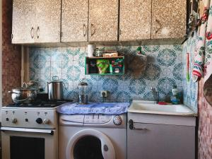 Апартаменты на Динамо, Апартаменты  Москва - big - 9