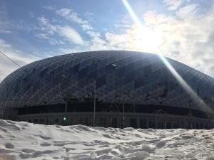 Апартаменты на Динамо, Апартаменты  Москва - big - 10