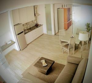 Suites Concepto, Апартаменты  Морелия - big - 7