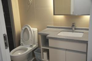WeiHai Emily Seaview Holiday Apartment International Bathing Beach, Ferienwohnungen  Weihai - big - 6