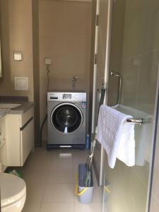 WeiHai Emily Seaview Holiday Apartment International Bathing Beach, Ferienwohnungen  Weihai - big - 9