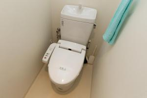 Osaka Faminect Apartment FN427, Apartmanok  Oszaka - big - 15