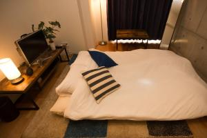 Osaka Faminect Apartment FN427, Apartmanok  Oszaka - big - 12