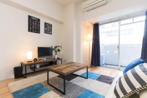 Osaka Faminect Apartment FN427, Apartmanok  Oszaka - big - 9