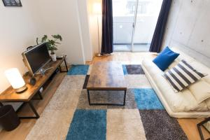 Osaka Faminect Apartment FN427, Apartmanok  Oszaka - big - 8