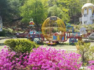 Pyeongchang Forest Hotel, Hotels  Pyeongchang  - big - 173