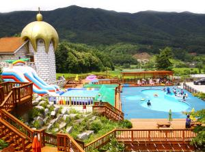Pyeongchang Forest Hotel, Hotels  Pyeongchang  - big - 177