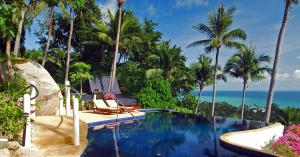 Seaview Paradise Beach And Mountain Holiday Villas Resort