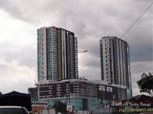 Das Loft Suite Bangi @ Evo Suites, Ferienwohnungen  Kampong Sungai Ramal Dalam - big - 7