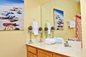 Orange Beach Villas - Beach Retreat Home, Dovolenkové domy  Orange Beach - big - 12