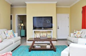 Orange Beach Villas - Beach Retreat Home, Dovolenkové domy  Orange Beach - big - 16