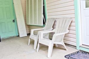 Orange Beach Villas - Beach Retreat Home, Dovolenkové domy  Orange Beach - big - 20