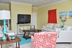 Orange Beach Villas - Beach Retreat Home, Dovolenkové domy  Orange Beach - big - 21