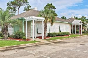 Orange Beach Villas - Beach Retreat Home, Dovolenkové domy  Orange Beach - big - 23