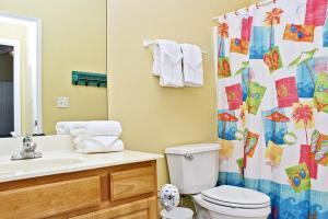 Orange Beach Villas - Beach Retreat Home, Dovolenkové domy  Orange Beach - big - 26