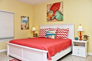 Orange Beach Villas - Beach Retreat Home, Dovolenkové domy  Orange Beach - big - 28