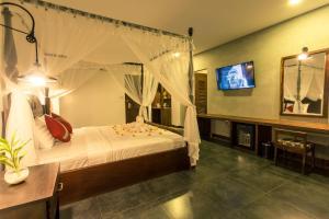 Yeak Loam Hotel, Отели  Banlung - big - 26