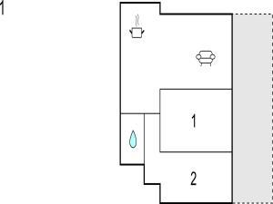 Two-Bedroom Apartment in Gualchos, Апартаменты  Gualchos - big - 3