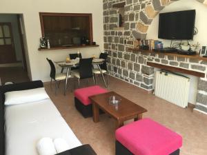 Patmos Villas, Appartamenti  Grikos - big - 137