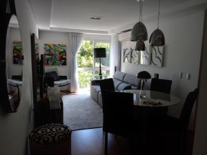 Luxo em Gramado, Apartmány  Gramado - big - 9