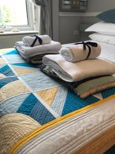 Ellen House Bed and Breakfast, Bed and Breakfasts  Matlock - big - 5