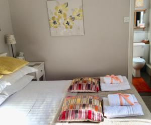 Ellen House Bed and Breakfast, Bed and Breakfasts  Matlock - big - 3