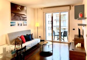 Maison S., Apartmanok  La Spezia - big - 18