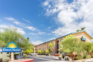 Days Hotel by Wyndham Mesa Near Phoenix, Szállodák  Mesa - big - 35