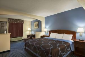Days Inn by Wyndham Clarksville North, Motely  Clarksville - big - 43