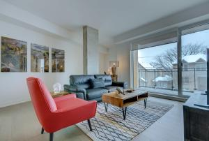Le Vibe Apartment by Corporate Stays, Apartmány  Gatineau - big - 2