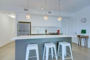 Le Vibe Apartment by Corporate Stays, Apartmány  Gatineau - big - 4