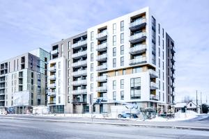 Le Vibe Apartment by Corporate Stays, Apartmány  Gatineau - big - 7