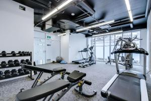 Le Vibe Apartment by Corporate Stays, Apartmány  Gatineau - big - 6