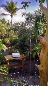 Cabana da Praia, Prázdninové domy  Caraíva - big - 6