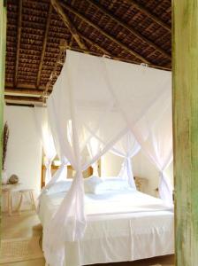 Cabana da Praia, Prázdninové domy  Caraíva - big - 8