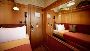 Standard Cabin with Shared Bathroom