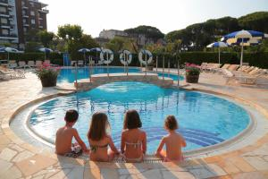 Grand Hotel Gallia, Hotely  Milano Marittima - big - 45