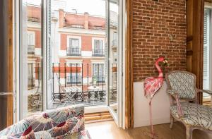 Prado Santa Ana 2BD/2BA, Apartments  Madrid - big - 15