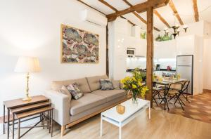 Prado Santa Ana 2BD/2BA, Apartments  Madrid - big - 45