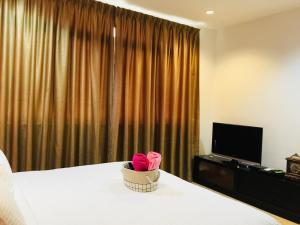 Lusso Suite Island Plaza, Apartmány  Tanjung Bungah - big - 34
