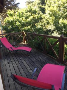Damar, Nyaralók  Villa Gesell - big - 14