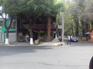 Habitacion con vigilancia al sur CDMX, Alloggi in famiglia  Città del Messico - big - 5
