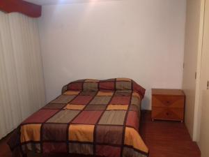 Habitacion con vigilancia al sur CDMX, Alloggi in famiglia  Città del Messico - big - 6