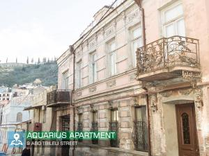 Tbilisi Core Apartments, Apartmanok  Tbiliszi - big - 76