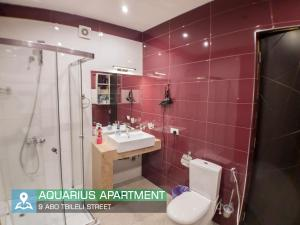 Tbilisi Core Apartments, Apartmanok  Tbiliszi - big - 73