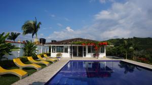 Hacienda La Chiquita, Nyaralók  Manizales - big - 58