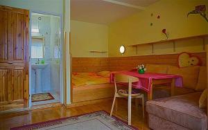 Penzion a drevenica pri Hati, Vendégházak  Terhely - big - 22