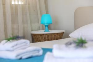 Meneou Beachfront Villa, Vily  Meneou - big - 17